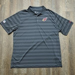 Nike NFL Cardinals Polo Shirt on field apparel